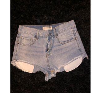 Bullhead Hi-Rise Shorts